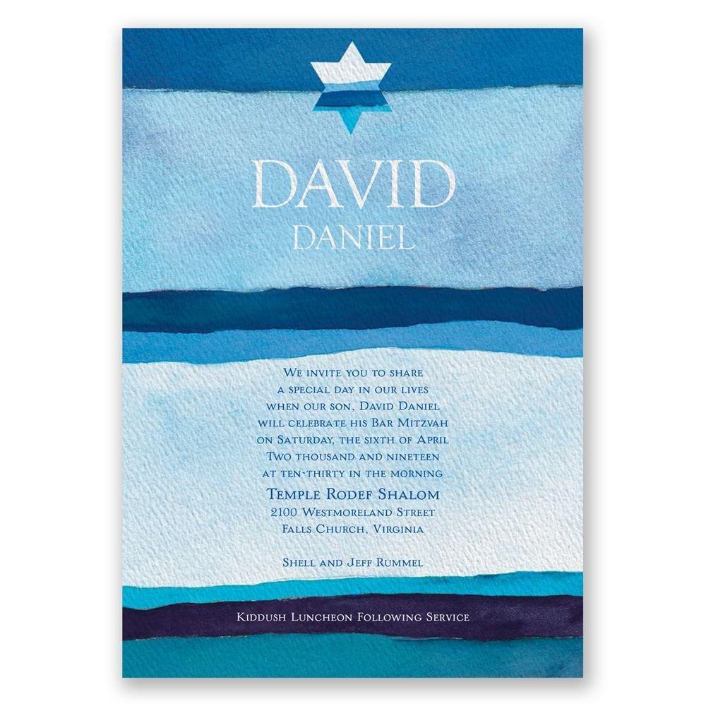 Baptism Invitation Paper