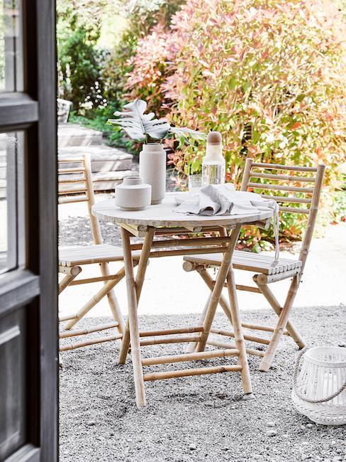 5 astuces pour amenager un petit jardin