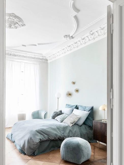 meubler un appartement de style ancien