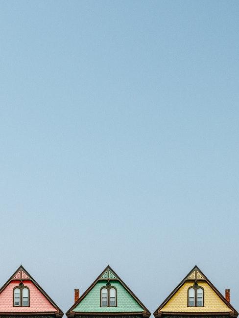 Le piastrelle per pareti sono spesso utilizzate anche per dare vita a creazioni raffinate in negozi o ristoranti, e anche in progetti residenziali per decorare le pareti di tutte le stanze della casa portando un tocco di design e di originalità. Come Scegliere L Abbinamento Dei Colori Per La Facciata Esterna Westwing