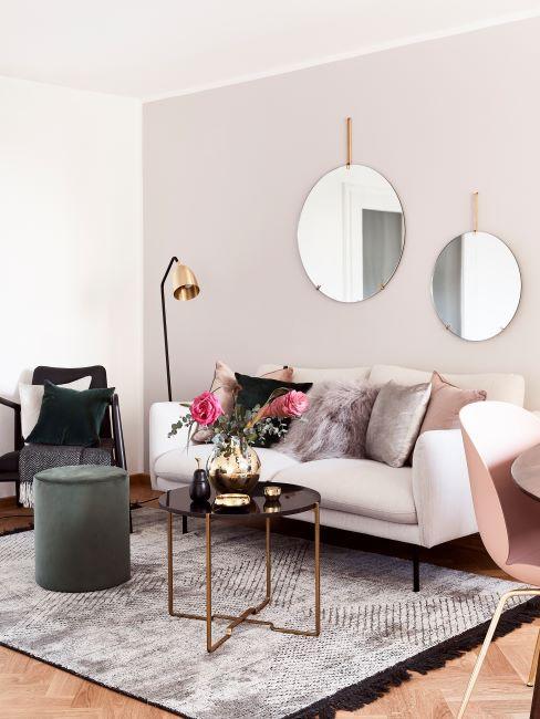 Abbinare i colori delle pareti non si rivela una scelta assai facile. Idee Per Scegliere I Colori Delle Pareti Del Soggiorno Westwing