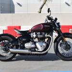 2020 Triumph Bonneville Bobber For Sale In Scottsdale Az Go Az Motorcycles In Scottsdale 480 609 1800
