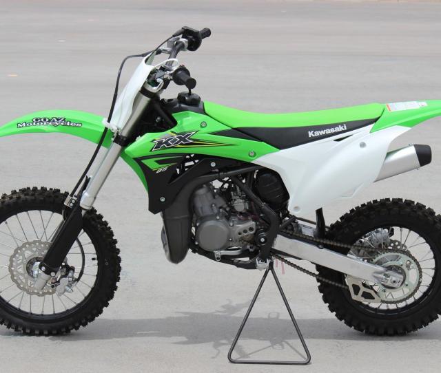 2017 Kawasaki Kx 85 13