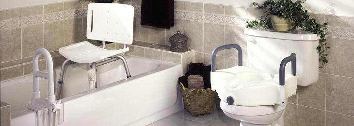 bathroom safety products | grab bars, bath chairs, toilet rails