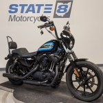 2019 Harley Davidson Sportster 1200 Iron Xl1200n For Sale In Peninsula Oh State 8 Motorcycles