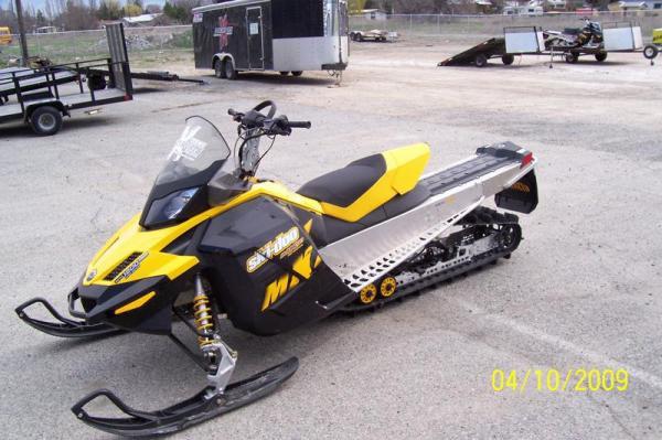 Custom Sleds Xtreme Powersports Okanogan, WA (509) 826-5771
