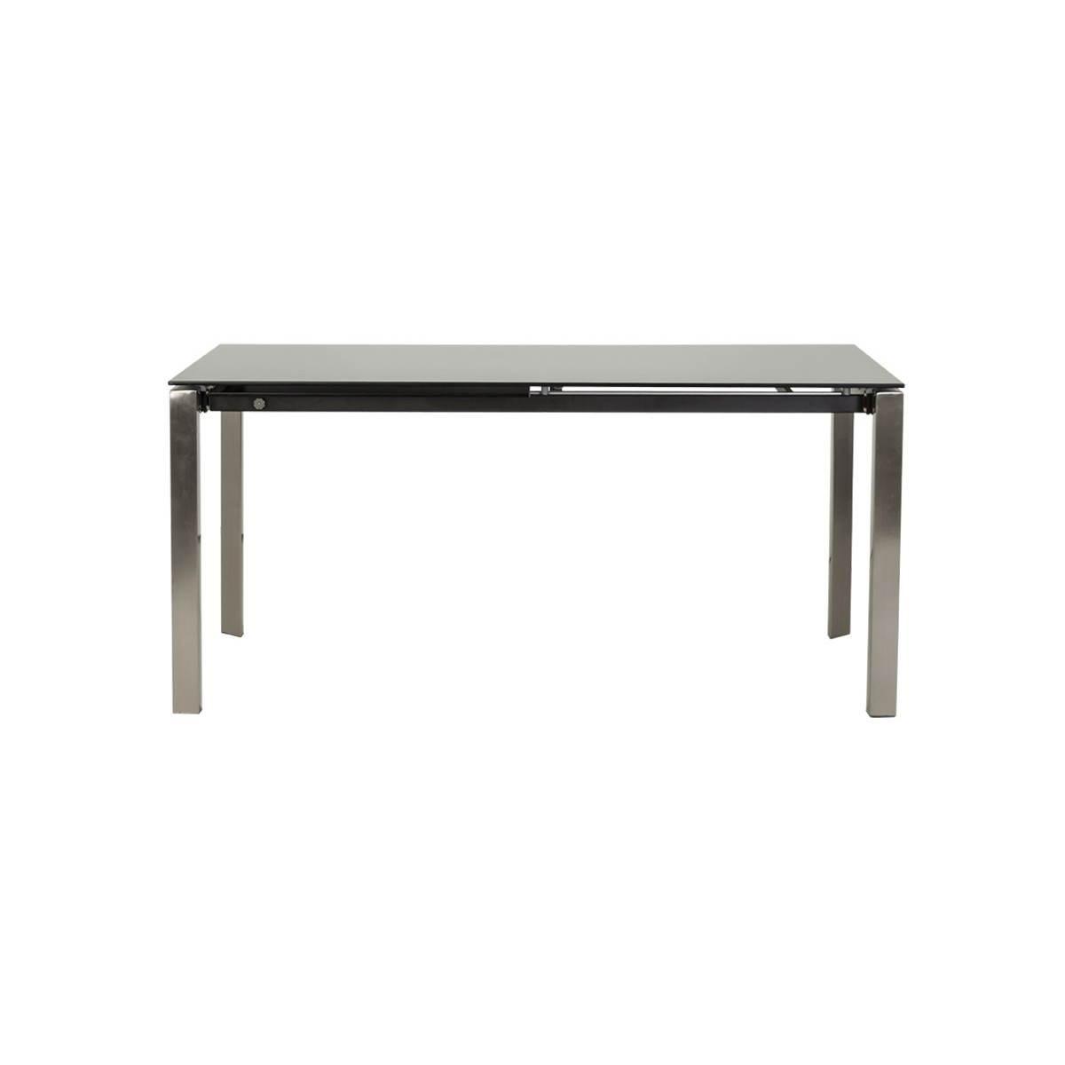 design table rectangular extension mona