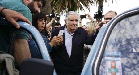 José 'Pepe' Mujica, el expresidente uruguayo