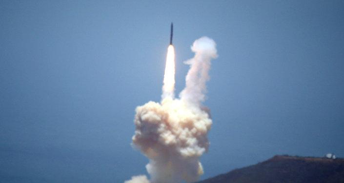 Ensayo de misil balístico intercontinental, EEUU
