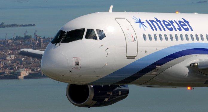 Resultado de imagen para russian interjet planes