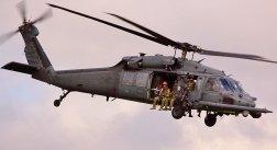 Un helicóptero estadounidense (archivo)