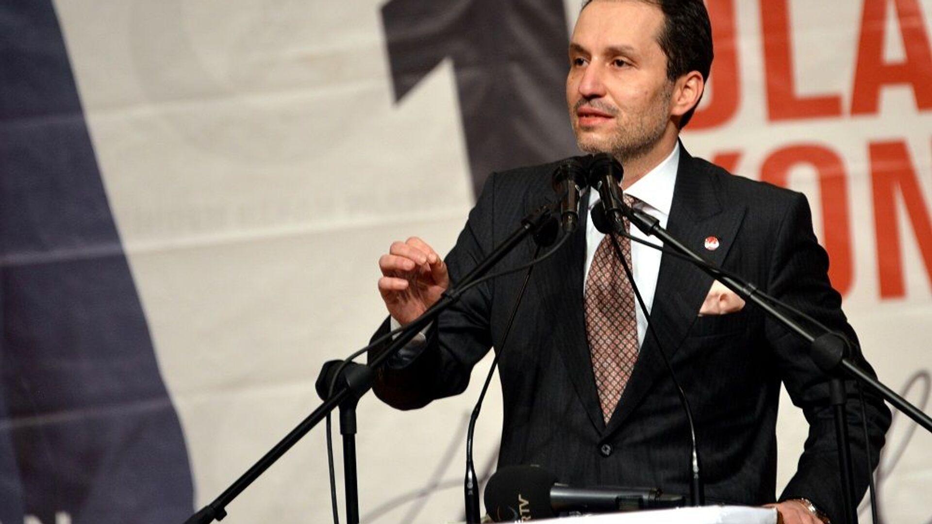 Fatih Erbakan'dan muhalefet partilerine tepki: Ekmeğe zam, ulaşıma zam, suya zam