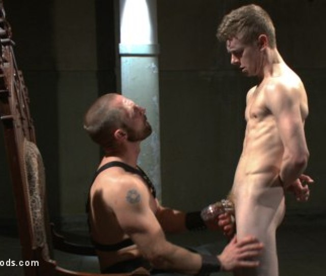 Photo Number 3 From Mr Herst Torments And Fucks Slave 860 Locked In Chastity Shot