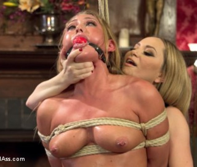 Photo Number 2 From Lesbian Sex Slaves Shot For Whipped Ass On Kink Com