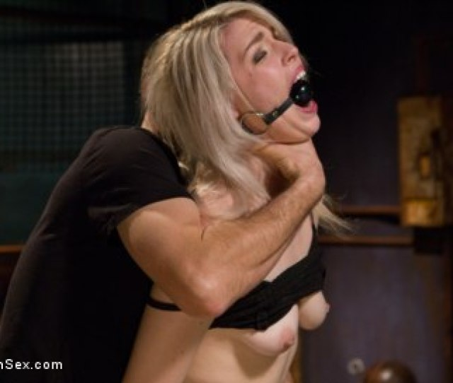 Photo Number 3 From Tied Up And Fucked Hard Shot For Brutal Sessions On Kink
