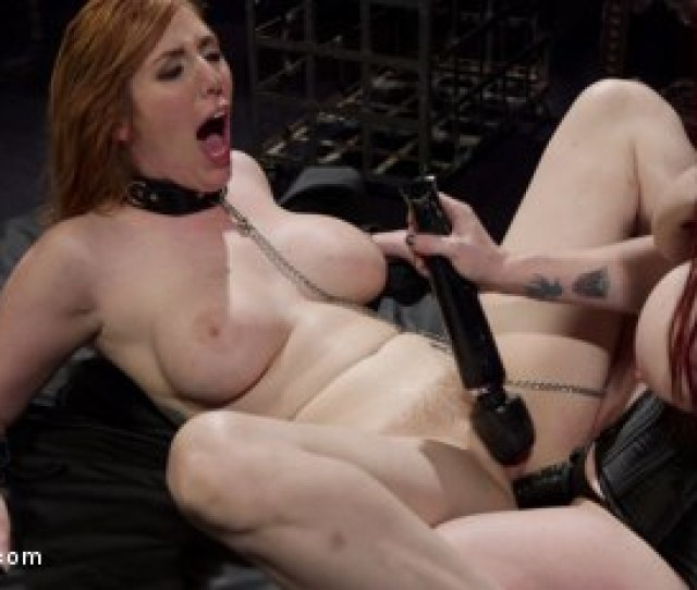 Photo Number  From Bella Rossi Breaks In Redhead Lesbian Anal Slave Shot For Whipped Ass