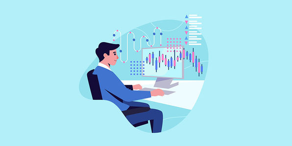 Cryptocurrency/Forex/Stock Market Trading with Elliot Waves - Product Image