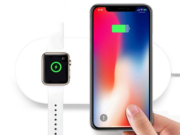 This wireless charger can charge your Apple Watch & iPhone ...
