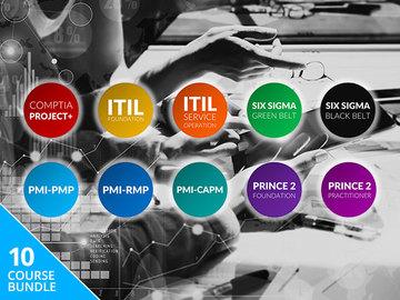 The Project Management Professional Certification Training Bundle: Lifetime Access
