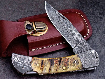 Buttermere Custom Forged Blades