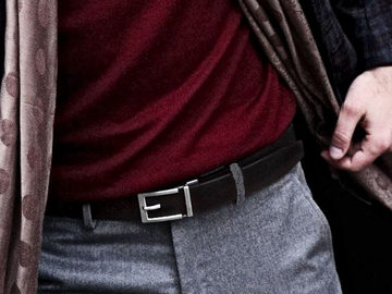 Men's Trakline Belts by Kore Essentials