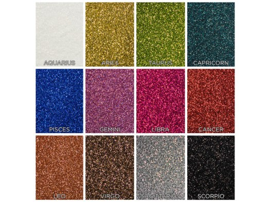 SHANY Colorscope 12-Color Face & Body Premium Cosmetics Grade Glitter Powder - Sparkling Loose Glitter Pigments for Festival, Holiday, Hair and Nail Art. for $25 5