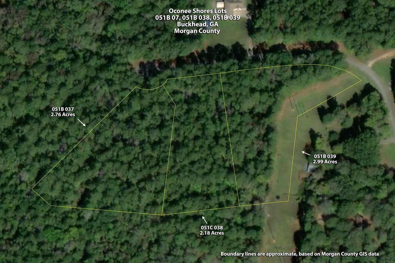 Property for sale at Lot 80 HEIDI TRAIL, Buckhead,  Georgia 30625