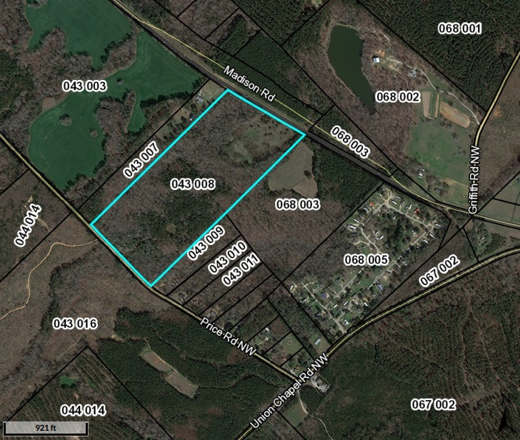 Property for sale at 0 HWY 441 SOUTH OF I-20, Eatonton,  Georgia 31024