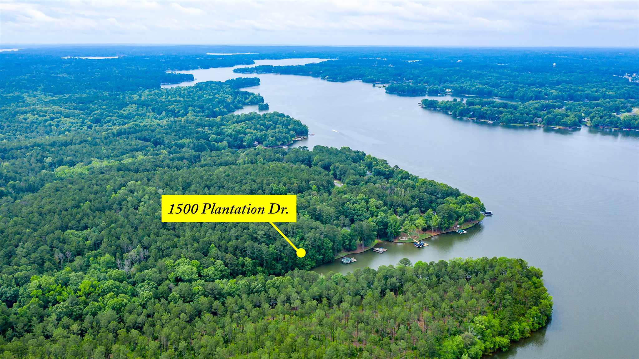 Property for sale at 1500 PLANTATION DRIVE, Greensboro,  Georgia 30642