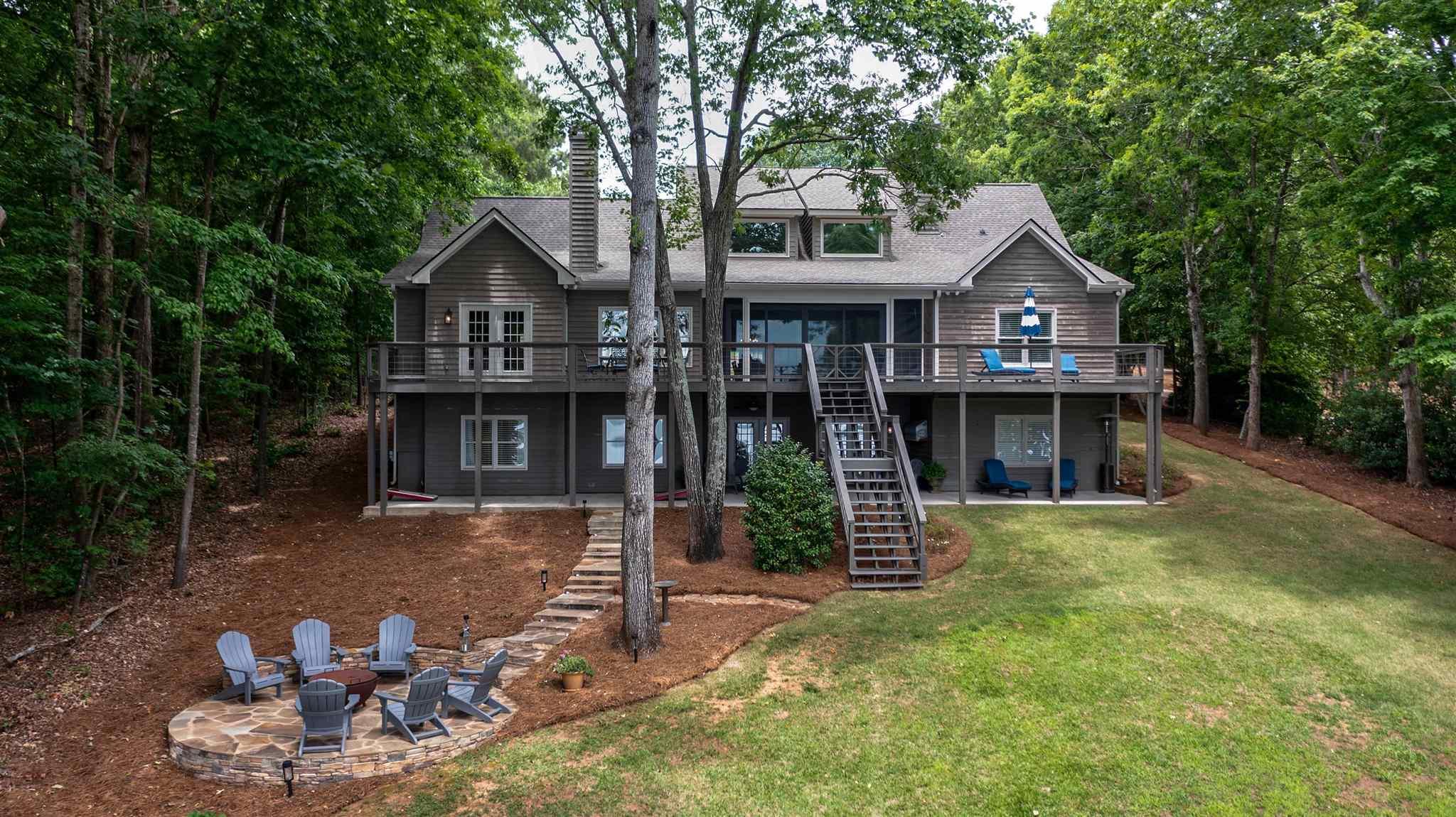Property for sale at 144 LONG ISLAND DRIVE, Eatonton,  Georgia 31024