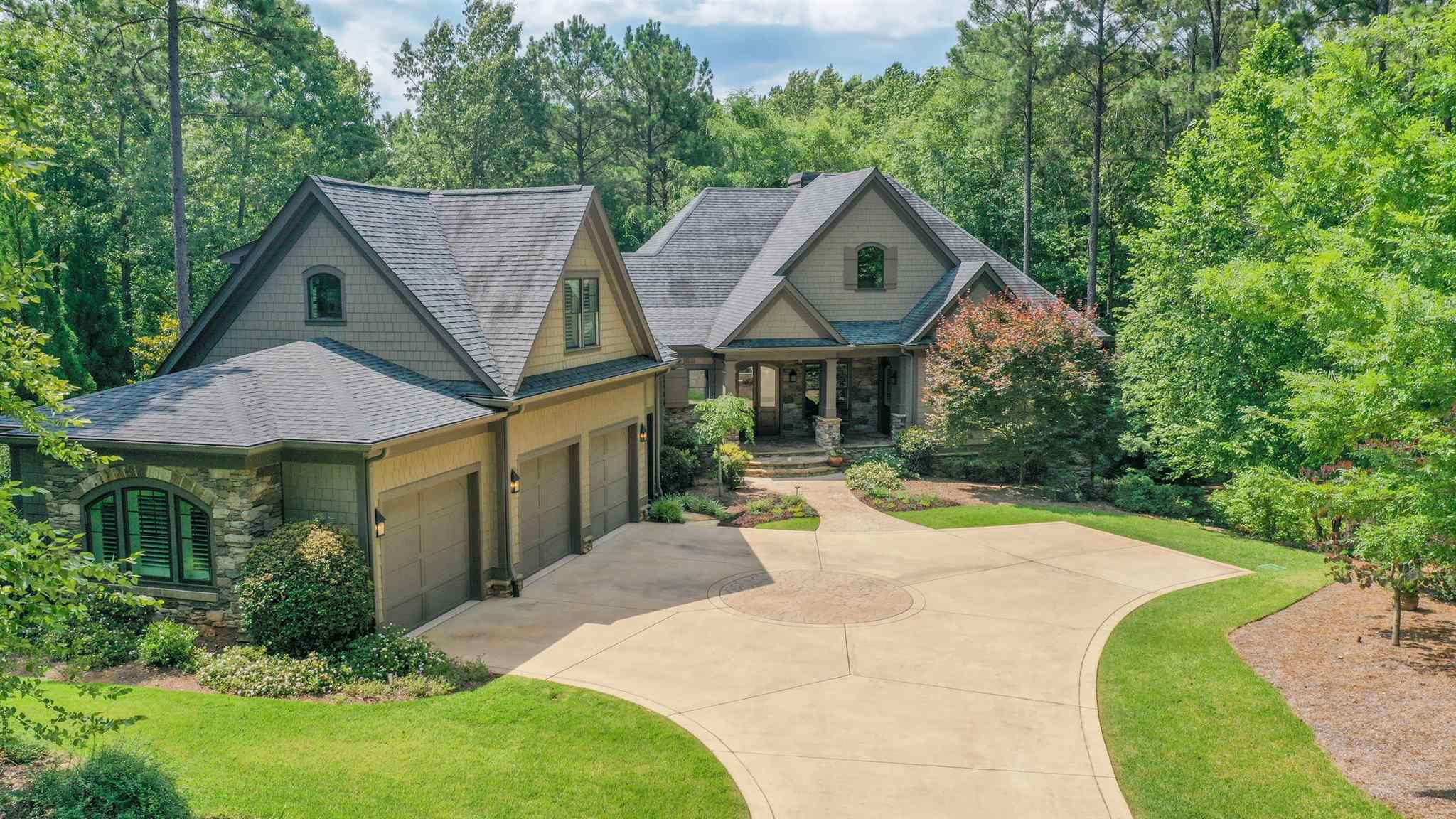Property for sale at 1031 LAKE CLUB VIEW, Greensboro,  Georgia 30642