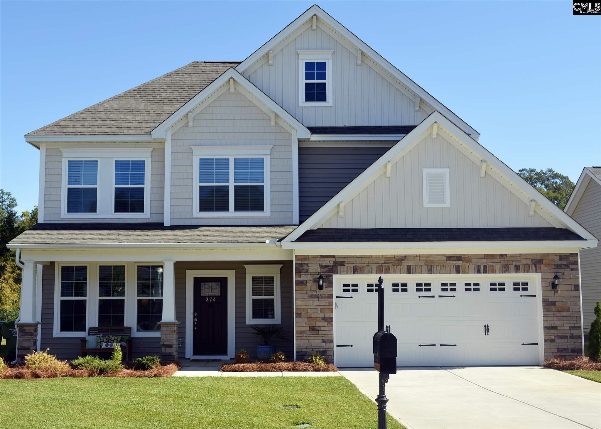 Westcott Ridge Neighborhood Homes For Sale In Chapin SC