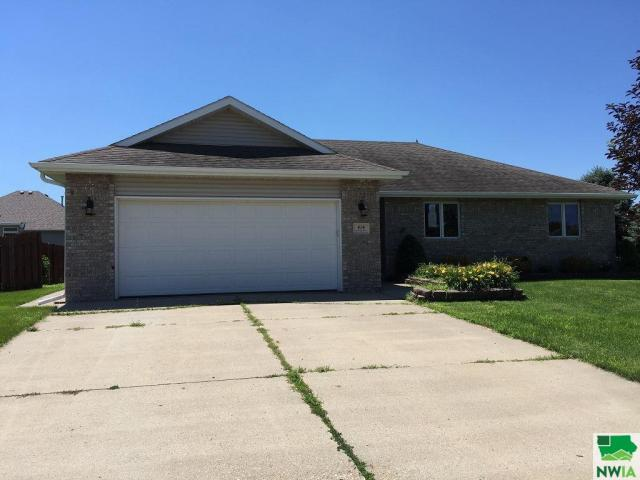 Property for sale at 414 Barrington Drive, Sergeant Bluff,  IA 51054