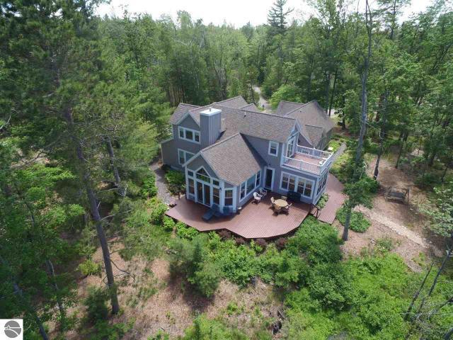 Property for sale at 3 Crystal Bend Drive, Glen Arbor,  MI 49636