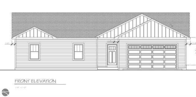 Property for sale at Lot E E Lincoln Road, Cedar,  MI 49621