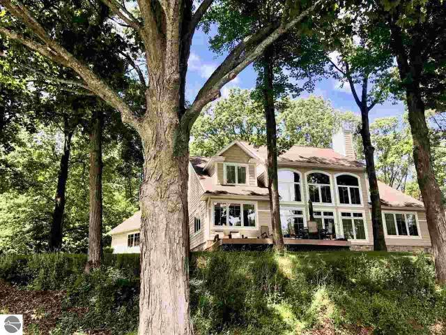 Property for sale at 5548 S Spyglass Ridge Drive, Suttons Bay,  MI 49682