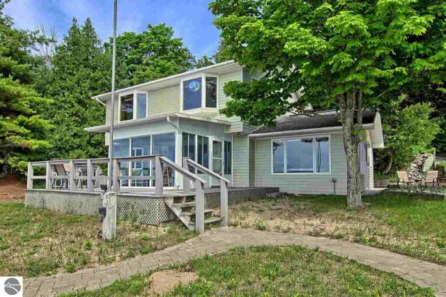 Property for sale at 704 S Manitou Trail, Lake Leelanau,  MI 49653