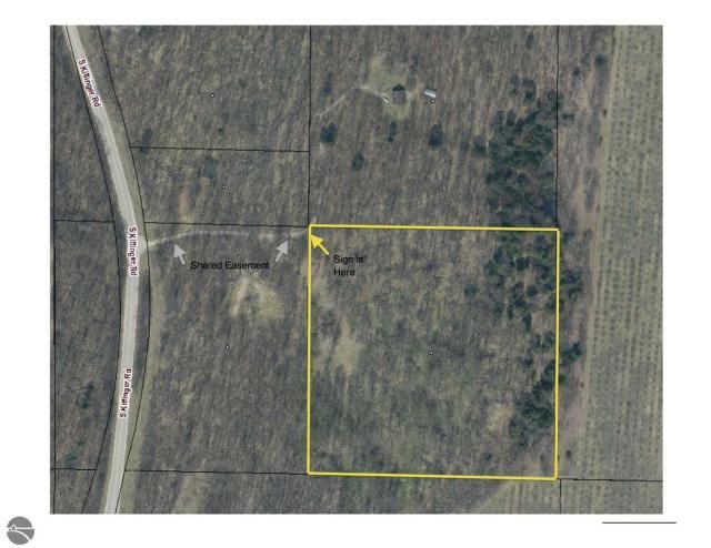 Property for sale at 12813 S Kitlinger Road, Empire,  MI 49630