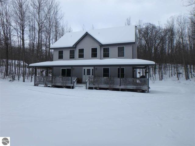 Property for sale at 272 W Ponderosa Pass, Maple City,  MI 49664