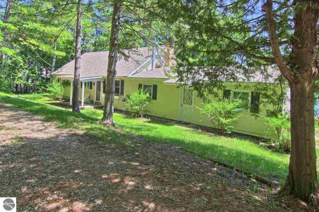 Property for sale at 4388 N Manitou Trail, Leland,  MI 49654