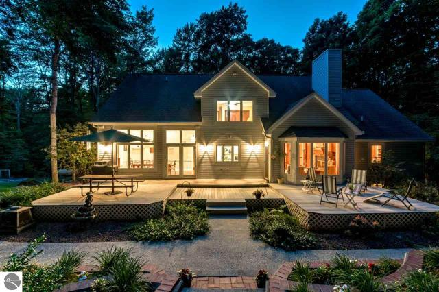 Property for sale at 11407 S Ramblewood Drive, Cedar,  MI 49621