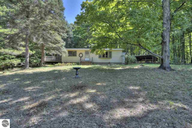 Property for sale at 6081 S Lime Lake Road, Cedar,  MI 49621