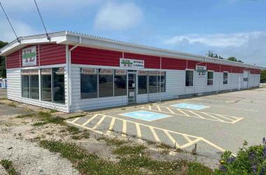 42 Starrs Road, Yarmouth, NS B5A 2T4, ,Commercial,For Sale,42 Starrs Road,202100410