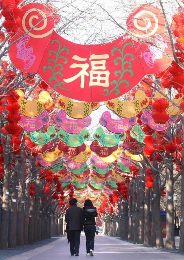 Chinese New Year Home Decorations