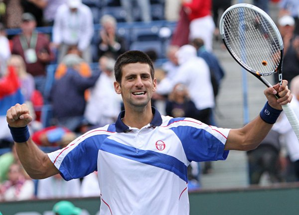 Mens Final at BNP Paribas Tennis Open - UPI.com