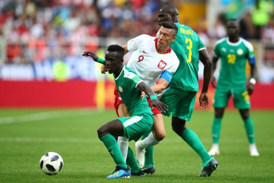 Watch: Senegal capitalizes on Polish mistakes in World Cup opener Watch: Senegal capitalizes on Polish mistakes in World Cup opener World Cup Senegal beats Poland 2 1 in Group H
