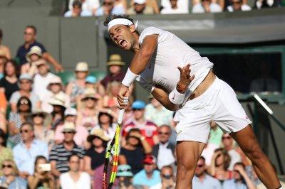 Watch: Rafael Nadal edges Juan Martin del Porto in Wimbledon quarterfinals Wimbledon 2018 Nadal survives Del Porto advances to semifinals