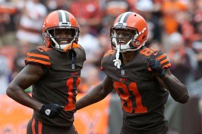 Browns WR Rashard Higgins sidelined with sprained MCL Browns WR Rashard Higgins sidelined with sprained MCL
