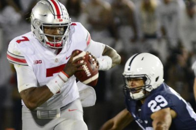 College Football Roundup: Ohio State rallies by Penn State, again College Football Roundup Ohio State rallies by Penn State again