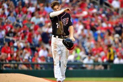Washington Nationals look to narrow gap on Atlanta Braves Washington Nationals look to narrow gap on Atlanta Braves